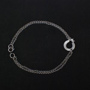 double stranded rimon bracelet