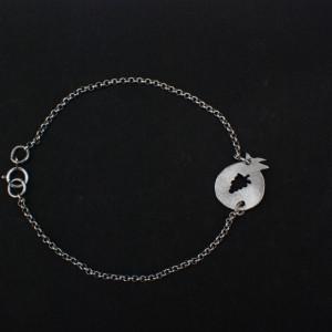 pomegrape bracelet