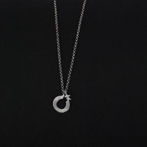 tiny rimon necklace