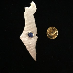 IMG_0019lapel pin with lapis lazuli not burnished
